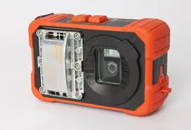 ATEX Digital Camera Toughpix 2302XP Zone 1