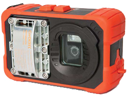 ATEX Digital Camera Toughpix 2304XP Zone 1