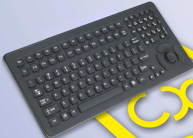 ATEX Cordless USB Keyboard FT40
