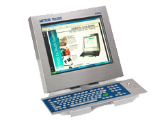 ATEX TouchScreen Zone 0 ADT645 Ex