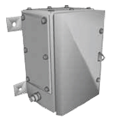 ATEX Hinged Terminal Enclosure