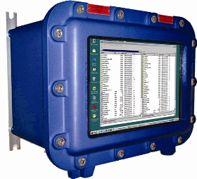 ATEX Video Monitor iVID101