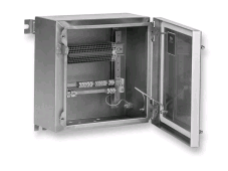 CUBO X ATEX Ex e stainless steel junction box