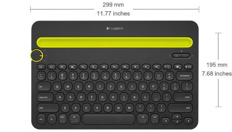 Buy Atex 3g Ex I Iic T4 Gc Bluetooth Keyboard Specially Used For Tablets Of Type Logitech K480 Online